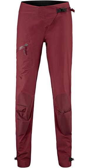 Klättermusen W's Rind Pants Burnt Russet